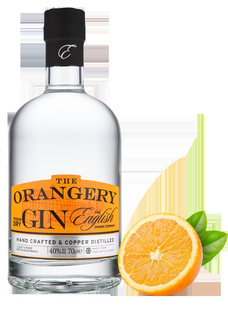 Orange Gin