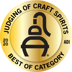 Judging of Craft Spirits Best in Category 2020