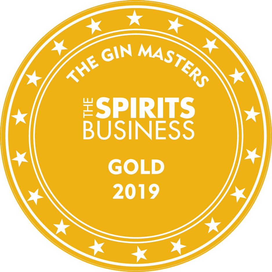 Gin Masters Gold Medal 2019