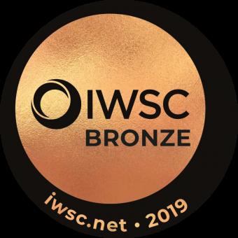 IWSC Bronze Medal 2019